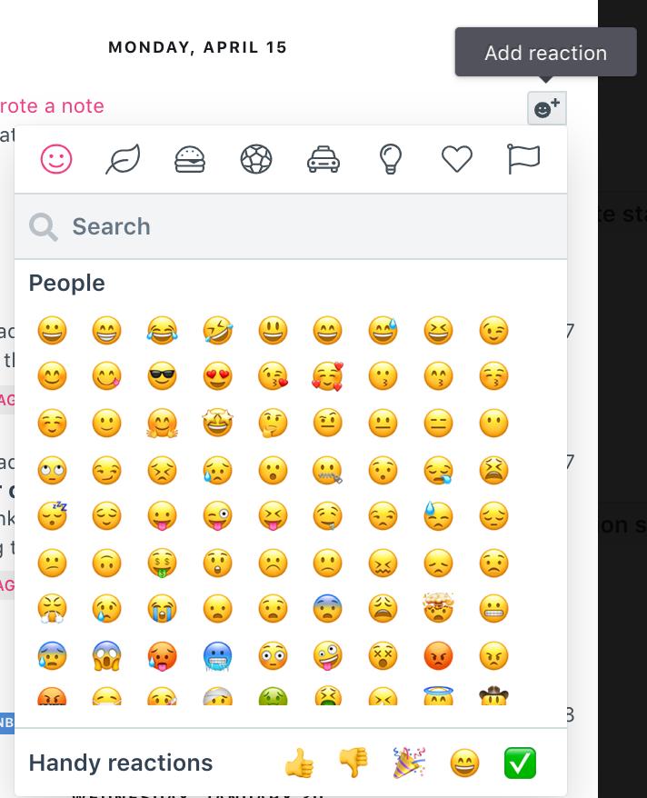 emojis all