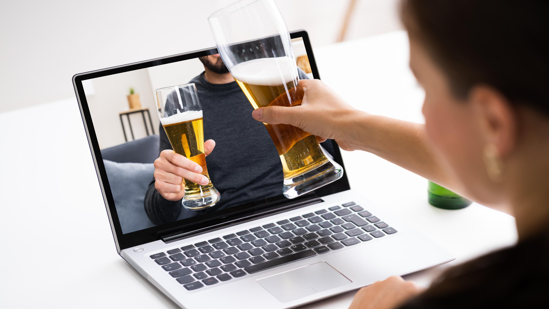 virtual drinks