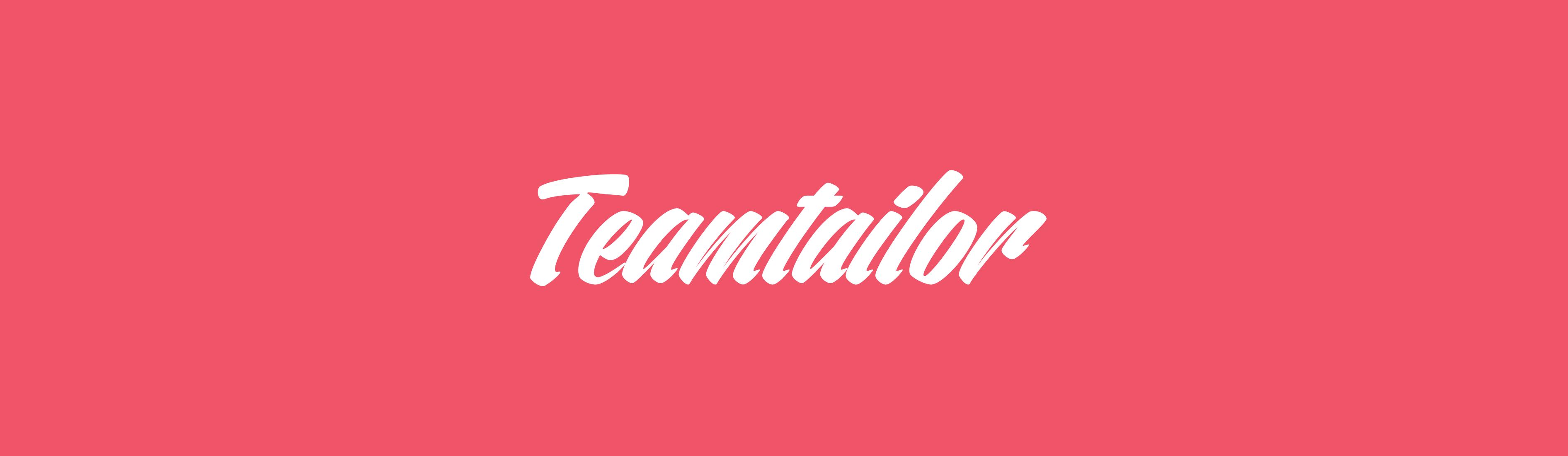 Nyfiken på Teamtailor?